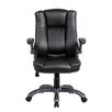 <strong>Mid-Back Manager Office Chair with Flip-up Arms</strong> by Techni Mobili