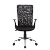 Techni Mobili High-Back Mesh Assistant Chair with Arms