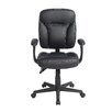 <strong>Techni Mobili</strong> Mid-Back Comfort Plus Managerial Office Chair