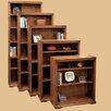 """<strong>Legends Furniture</strong> Scottsdale Oak 48.13"""" Bookcase"""