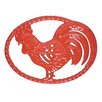 <strong>Chasseur</strong> Cast Iron Rooster Trivet