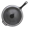 "Chasseur 11"" Cast Iron Frying Pan with Lid"