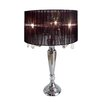 All the Rages Princess Table Lamp with Drum Shade