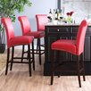 Castleton Home Parsons Bar Stool with Nail Heads