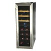 <strong>Kalorik</strong> 21 Bottle Dual Zone Thermoelectric Wine Refrigerator