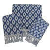 Dena Home Madison Jacquard Fingertip Towel