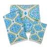 Dena Home Tangiers Printed Fingertip Towel