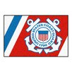 FANMATS United State Armed Forces Coast Guard Starter Mat
