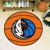 FANMATS NBA Dallas Mavericks Basketball Mat
