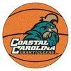 FANMATS Collegiate Coastal Carolina Basketball Mat