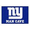 FANMATS NFL New York Giants Man Cave Starter Area Rug