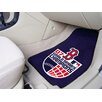 FANMATS MLB 2 Piece Novelty Carpeted Car Mats