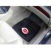 <strong>MLB 2 Piece Novelty Car Mats</strong> by FANMATS