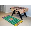 FANMATS NCAA LSU Novelty Footrun Rug