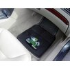 <strong>NCAA 2 Piece Novelty Car Mats</strong> by FANMATS