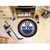 FANMATS NHL Edmonton Oilers Hockey Puck Mat
