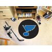 FANMATS NHL st. Louis Blues Hockey Puck Mat