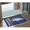 FANMATS NFL Denver Broncos - Uniform Inspired Starter Mat