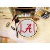 FANMATS NCAA Alabama - Crimson A Logo Baseball Mat