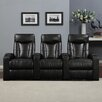 ProLounger Wall Hugger Home Theater Recliner (Row of 3)