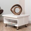 Matrix Juno White Functional Multi-Shape Coffee Table