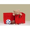 <strong>Folding Toy Storage Bins (Set of 2)</strong> by RiverRidge Kids