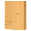 <strong>3 Door Armoire</strong> by Hodedah