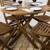 <strong>Sunset Folding Bistro Table</strong> by SeaTeak