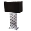 "Whiteline Imports Jasper 26"" H Table Lamp with Rectangle Shade"