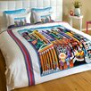 <strong>ARTnBED</strong> My New-York 3 Piece Duvet Set