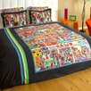 ARTnBED Hindley Street 3 Piece Duvet Set