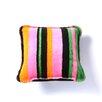 Denali Throws Acrylic / Polyester Bold Stripe Pillow