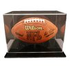Caseworks International Black Acrylic Football Display Case