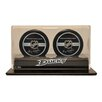 "<strong>Caseworks International</strong> NHL 4.25"" Double Hockey Puck Display Case"