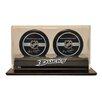 "Caseworks International NHL 4.25"" Double Hockey Puck Display Case"