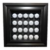 <strong>Twenty Golf Ball Display</strong> by Caseworks International