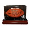 <strong>Boardroom Football Display Case</strong> by Caseworks International