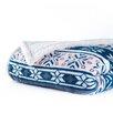 Lavish Home Polyester Fleece Throw Blanket