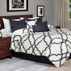 Lavish Home Trellis 7 Piece Comforter Set