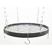 <strong>Rogar</strong> Gourmet Custom Round Hanging Pot Rack