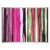 <strong>Modern Living Colorful Ink Wash 4B Framed Painting Print</strong> by Indigo Avenue