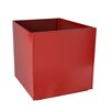 Nice Planter Aluminum Square Planter