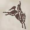 Sweet Potato by Glenna Jean Happy Trails 'Thumbs Up' Cowboy Vinyl Decal