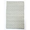 CLM Boston Diamond Grey/White Indoor/Outdoor Area Rug