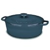 Cuisinart Chef's Classic 5.5-qt Enameled Cast Iron Oval Covered Casserole