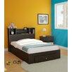 Nexera Pocono Platform Bed Set