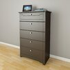 <strong>Nexera</strong> Dixon 5 Drawer Chest
