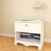 Nexera Dixie 1 Drawer Nightstand