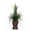 <strong>Artificial Sea Grass in Decorative Vase</strong> by House of Silk Flowers Inc.