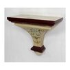 Heather Ann Creations Smooth Classic Corbel Accent Shelf (Set of 2)